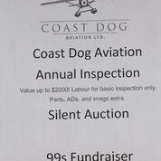 Prize Coast Dog annual inspe