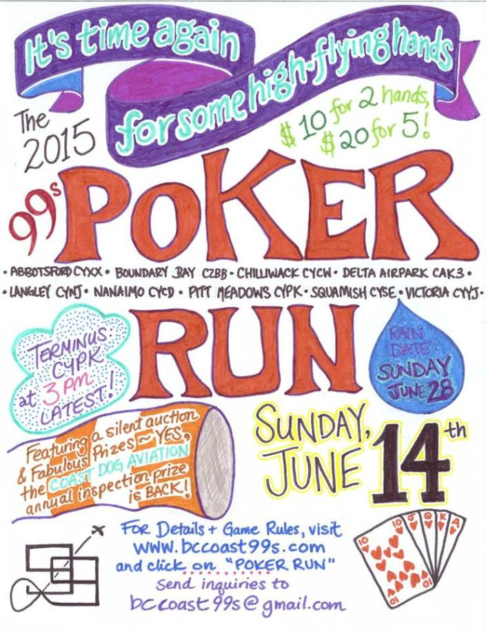2015 Poker Run « BC Coast 99s