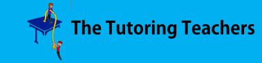 Tutoring Teachers Banner